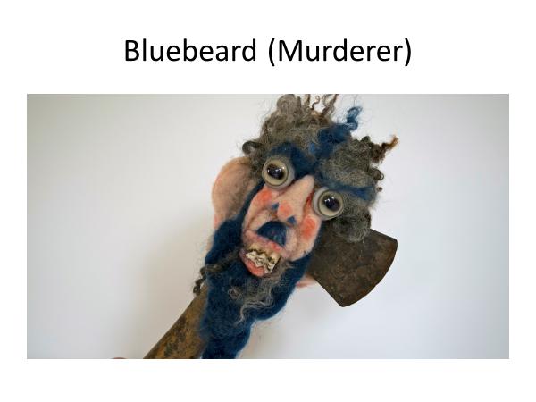 Bluebeard (evil)
