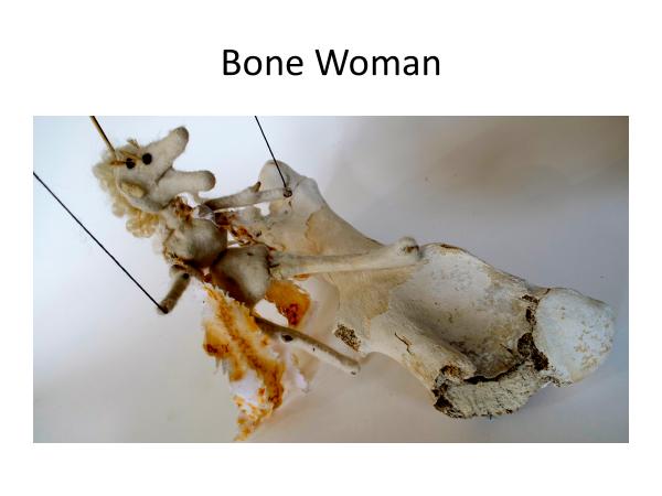Bone Woman